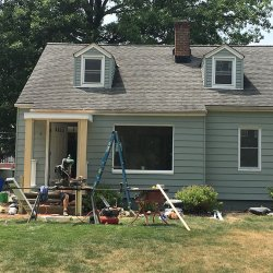Exterior Painting - Front