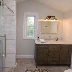 Second Floor Master Bath #1